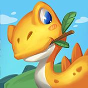 全民养恐龙无限金币版