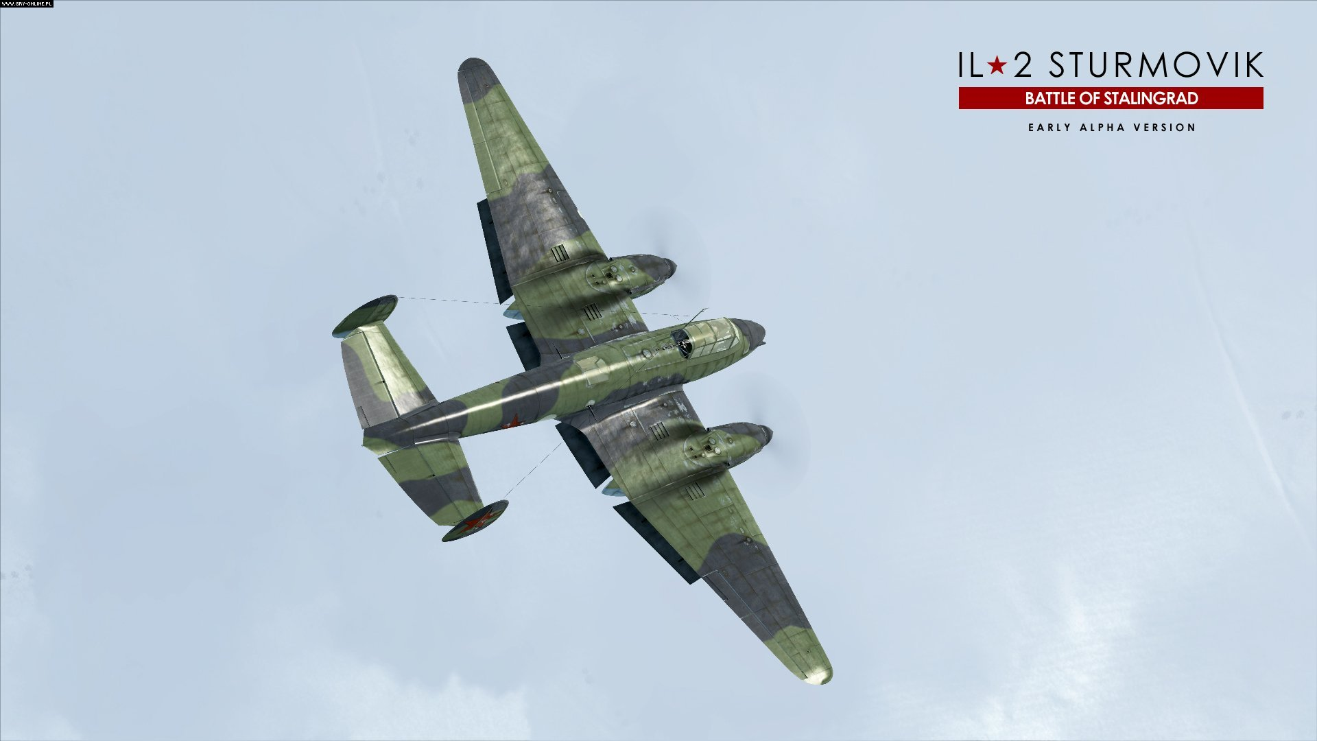 捍卫雄鹰IL-2:斯大林格勒战役 官方中文版