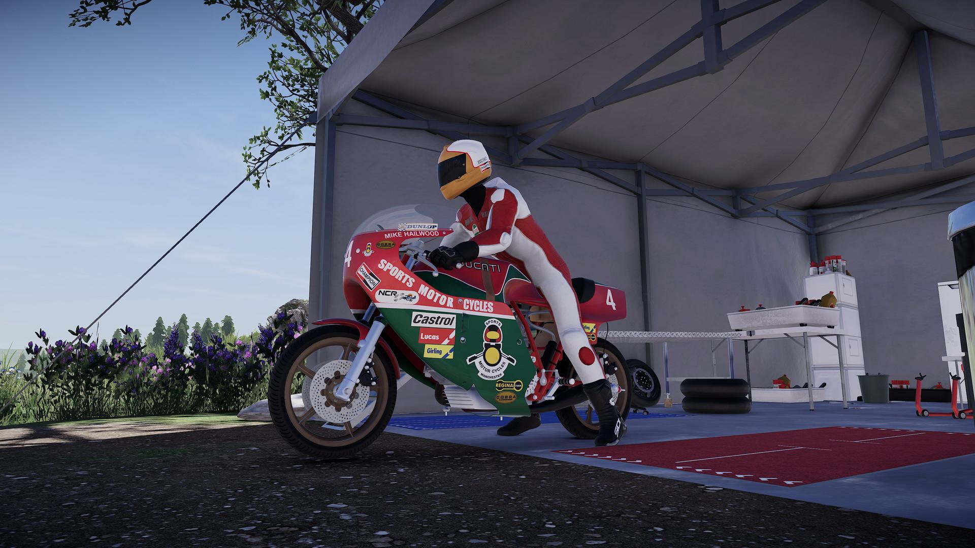 曼岛TT赛事:边缘竞速2 免安装绿色中文版