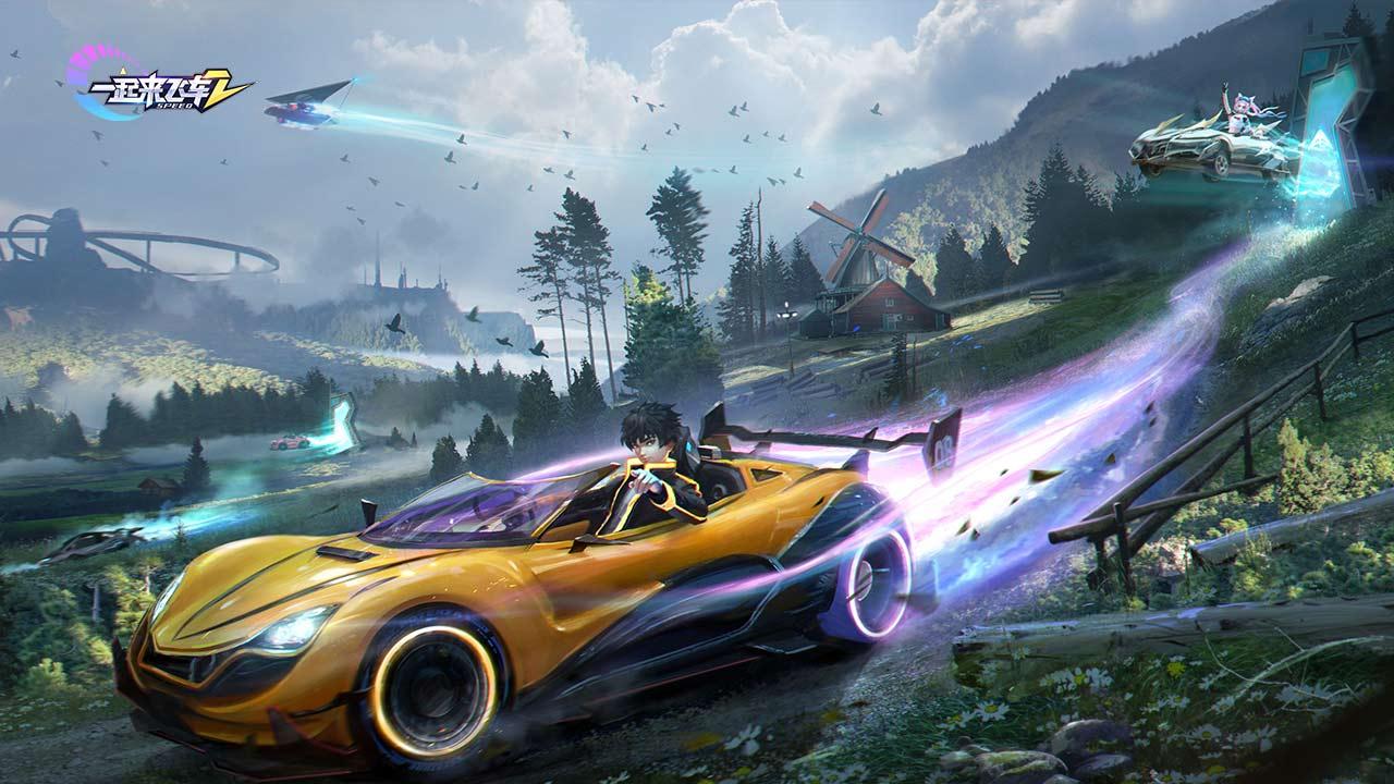 一起来飞车2游戏截图