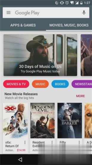 Google Play Store apk 2021软件截图