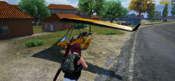 和平精英滑翔机刷新位置介绍