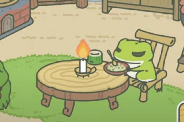 旅行青蛙中国之旅带出门食物推荐介绍