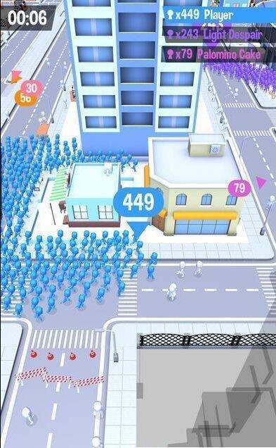 拥挤城市手机版