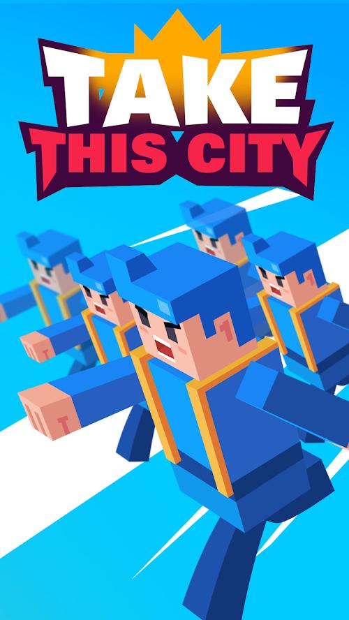 占领那座城市