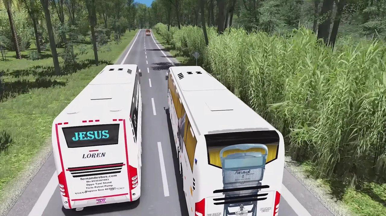 公交车模拟器驾驶游戏截图