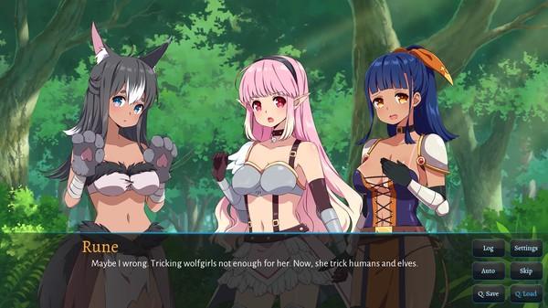 樱花骑士游戏截图
